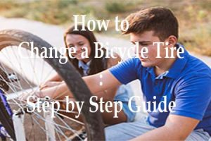 How To Change a Bicycle Tire