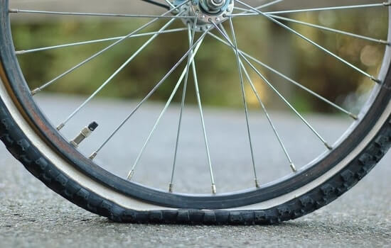 How to Change A Hybrid Bike Tire