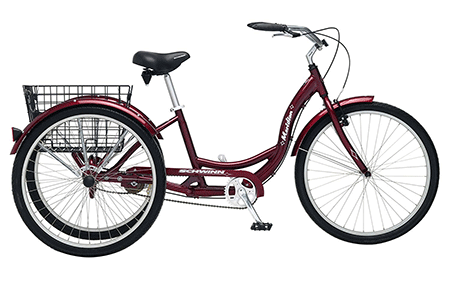 Schwinn Meridian Adult 26-Inch 3-Wheel Bike Review
