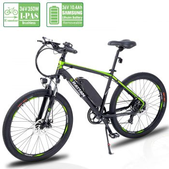 Reibok Ebike IPAS New Electric Mountain Bike