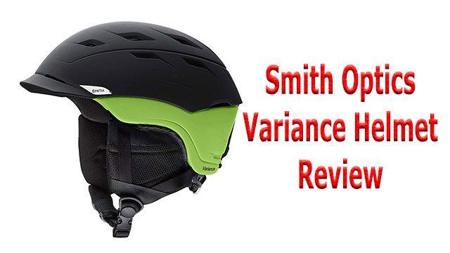 Smith Optics Variance Matte Helmet Review
