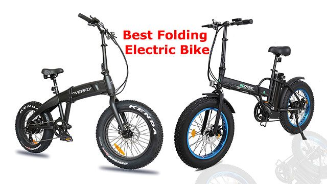Best Folding Electric Bike Review & Guide