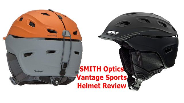 Smith Optics Adult Vantage Sports Helmet Review