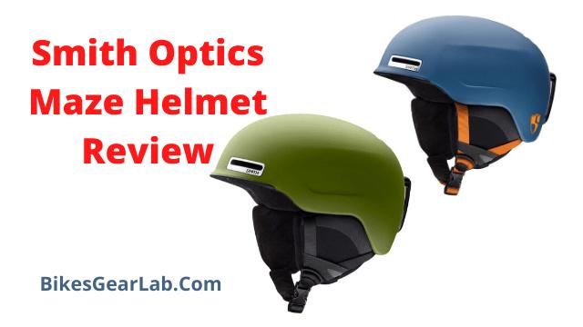 Smith Optics Maze Helmet Review