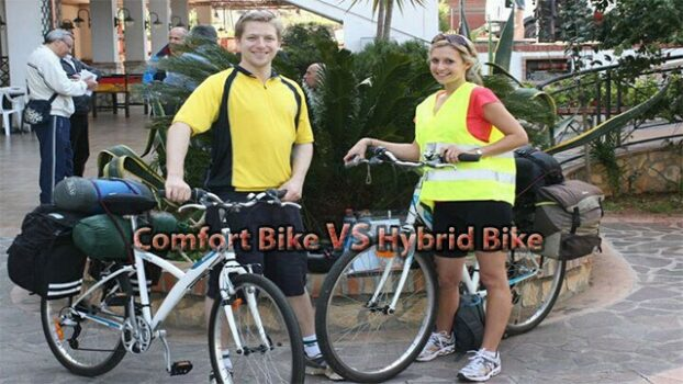 Comfort Bike vs Hybrid Bike Our Ultimate Decision