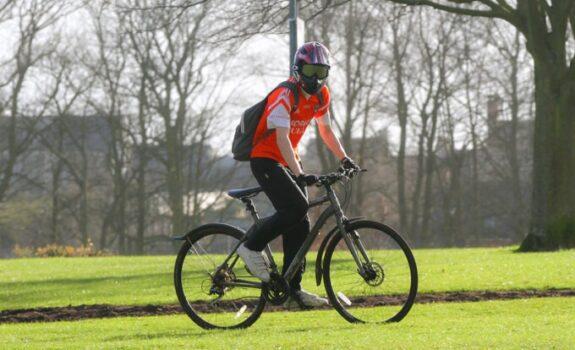 The Hybrid Bike