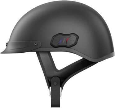 sena cavalry half helmet