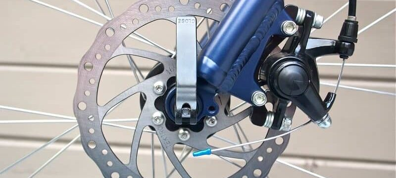 How to adjust bike brakes rubbing