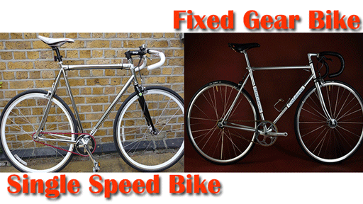 Fixed Gear Vs Single Speed Bikes