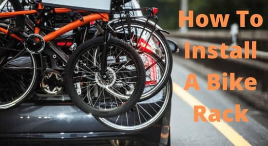 How To Install A Bike Rack